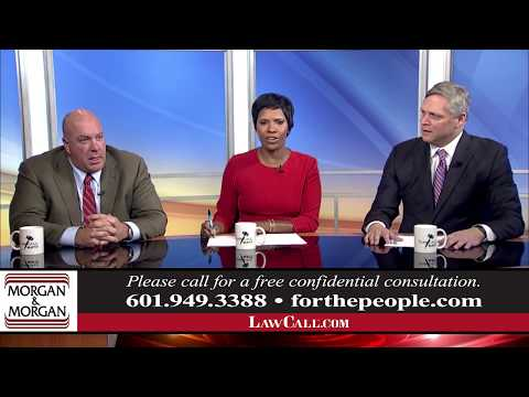 9/16/2017 - Expungement - Jackson, MS - LawCall - Legal Videos