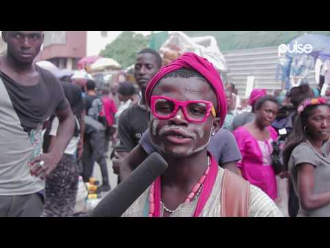 Lagos Market Hustlers: How Young Informal Traders Survive in Popular Markets in Lagos | Pulse TV