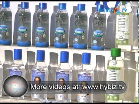 KLF Nirmal Industries,  Nirmal Clear Coconut Hair Oil - hybiz.tv