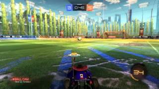 Rocket league, Amazing comeback