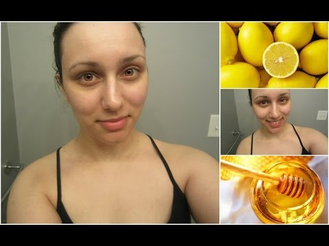Honey Face Mask For Acne Scars & Dark Spots