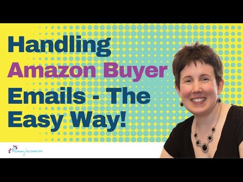 Amazon FBA For Beginners - Handling Customer Service Emails the Easy Way
