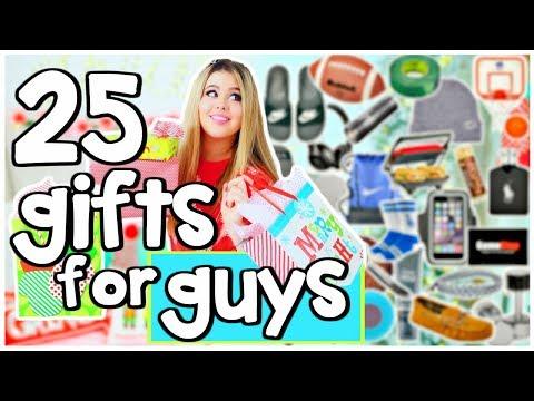25 Mens Gift Ideas for Boyfriend!! | Christmas Gift Guide for Him 2017