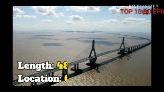Download TOP 10 LONGEST BRIDGES IN THE WORLD 2018 Video