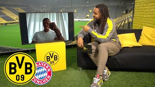 """I'm looking forward to this game!"" 
