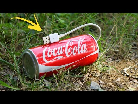 Amazing Life Hacks for Aluminum Soda Can