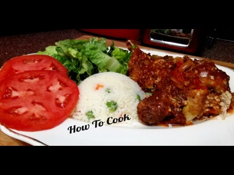 HOW TO MAKE JAMAICAN FRIED CHICKEN CURRY STYLE 2016 VOLUME 2