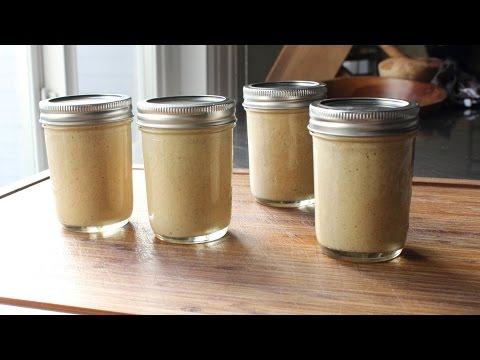 Dijon Mustard Recipe - How to Make Dijon-Style Mustard