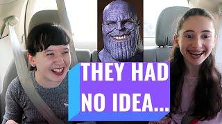 Download WE SURPRISED THEM WITH AVENGERS ENDGAME TICKETS!! Video