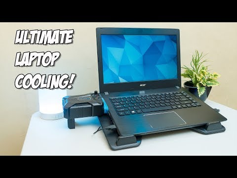 Best Laptop Cooling System + Cooling Pad VS Vacuum Cooler