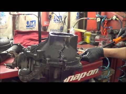 GM 8.25 IFS front diff rebuild part 1