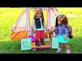 American Girl Adventure Pop-Up Camper Review