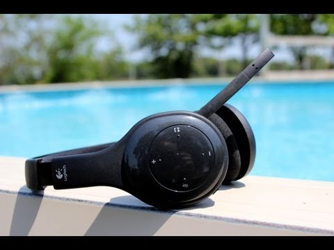 Logitech Wireless Headset H800 with Bluetooth