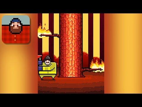 Timberman - Gameplay Trailer (iOS)