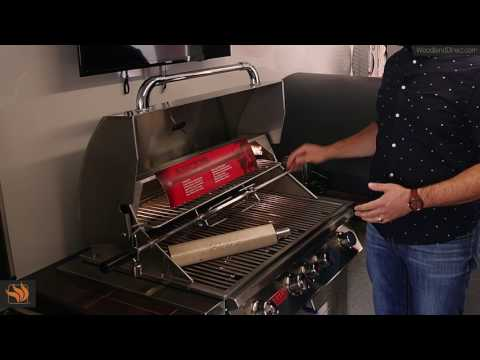 Bull Outdoor Angus Gas BBQ Grill Features