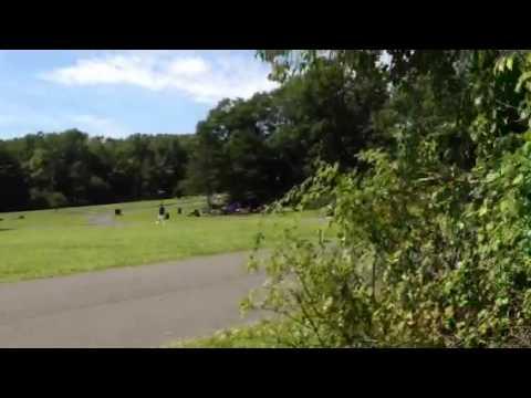 Bus ride to Rockland park upstate NY