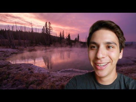 Yellowstone National Park  – Josh Katz