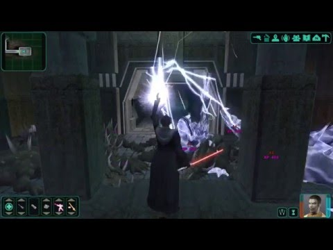 KOTOR II- How to level up quickly