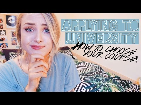 Applying to University: Choosing your Course | Unite Students