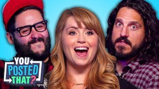 SOURCEFED RETURNS!   You Posted That?