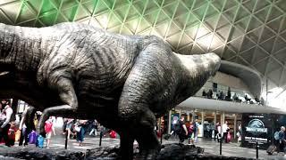 Download T rex statue Jurassic World Fallen Kingdom Video