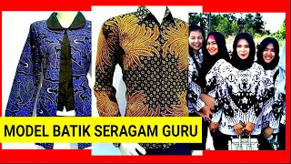 3 17 Seragam Batik Dinas Video Playkindle Org