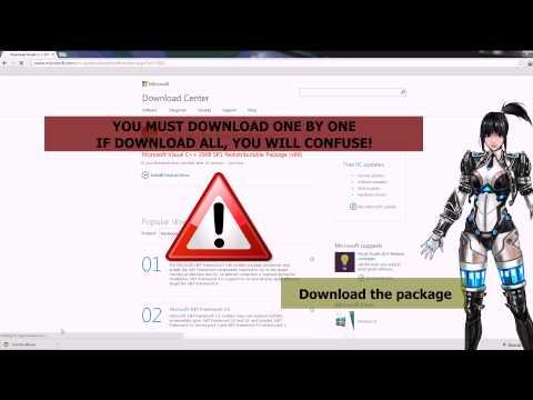 RAN Online - Error number 5 or missing DLL Installation Guide