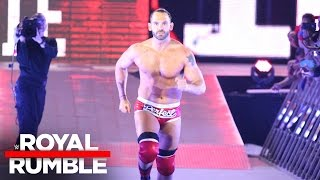 Tye Dillinger is a surprise Royal Rumble Match entrant: Royal Rumble 2017