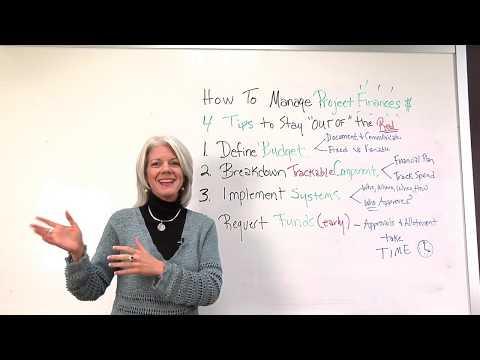 4 Top Project Financial Management Tips - Project Management Finance