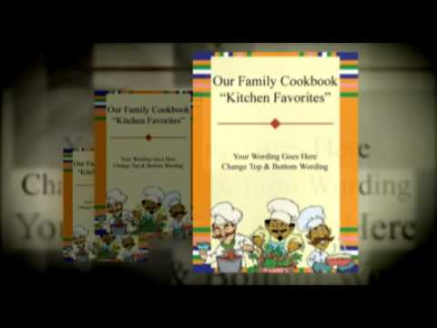 Make a Cookbook - Family Cookbook Software
