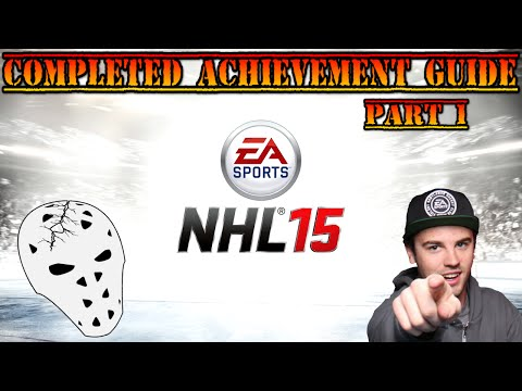 NHL 15 Completed Achievement Guide Part 1
