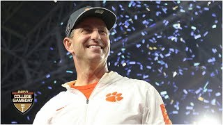 How Clemson coach Dabo Swinney went from unknown to college football royalty | College GameDay