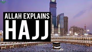 Allah Explains Hajj - Spine Tingling Recitation