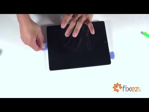iPad 4 LCD & Touch Screen Repair