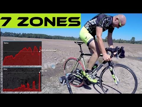Training Zones Explained And DEMONSTRATED! Power/ Heart Rate. Cycling Training