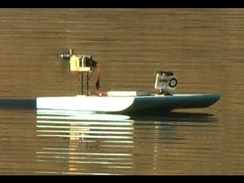 Cheap and Easy RC Airboat Build