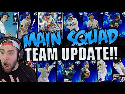 RANKED SQUAD UPDATE MLB THE SHOW 18 DIAMOND DYNASTY