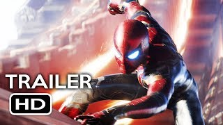 Avengers: Infinity War Official International Trailer #1 (2018) Marvel Superhero Movie HD