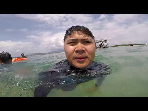Palawan Adventure | Luli and Cowrie Island Day Tour