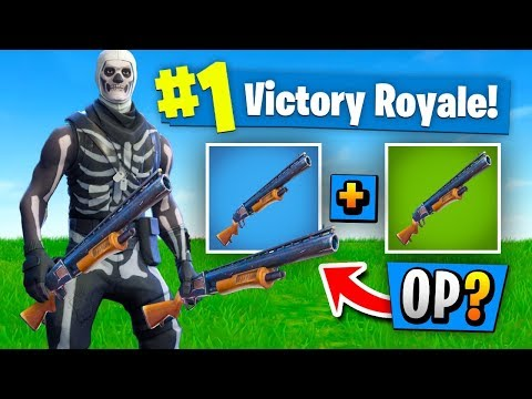 THIS *OVERPOWERED* STRATEGY IS BACK? Fortnite: Battle Royale!