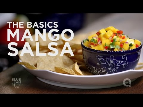 How to Make Mango Salsa - The Basics on QVC