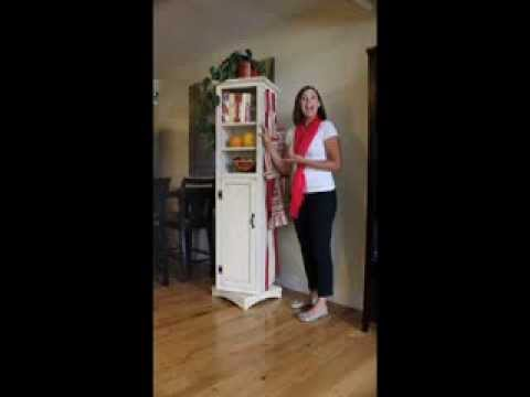 Rotating Shelves With Doors Demonstration