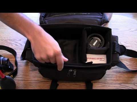 Review: Nikon Digital and Film SLR System Case Gadget Bag