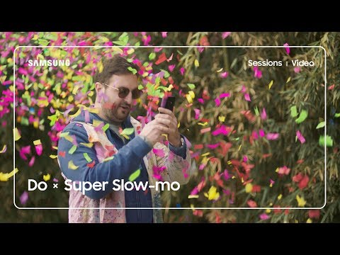 Samsung Sessions: The Slow Mo Guys (All About Light)