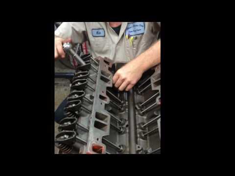Hydraulic valve adjustment made easy - Your Engine Guy
