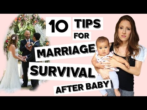 Marriage After Baby   10 Tips for Pregnant & New Mamas