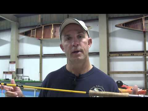 Fly Fishing Tips - Selecting a Flyrod
