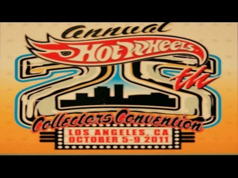 25th Annual Hot Wheels ® Collectors Convention