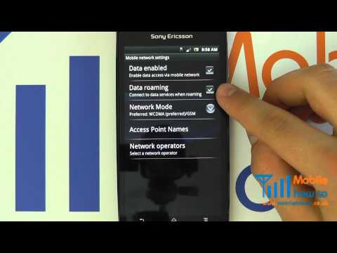 How To Disable/Configure/Switch Off Data for International Roaming - Google Android Device