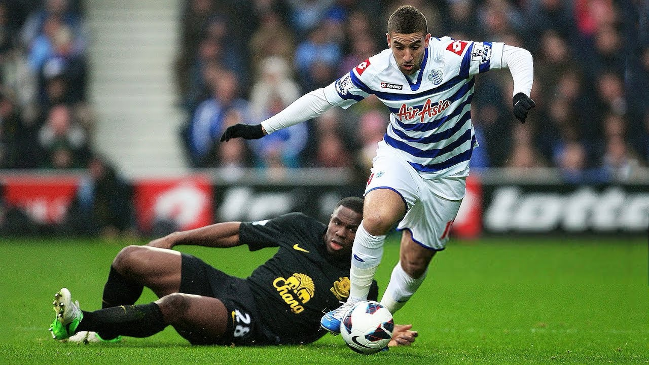 Streets Won't Forget Adel Taarabt at QPR..